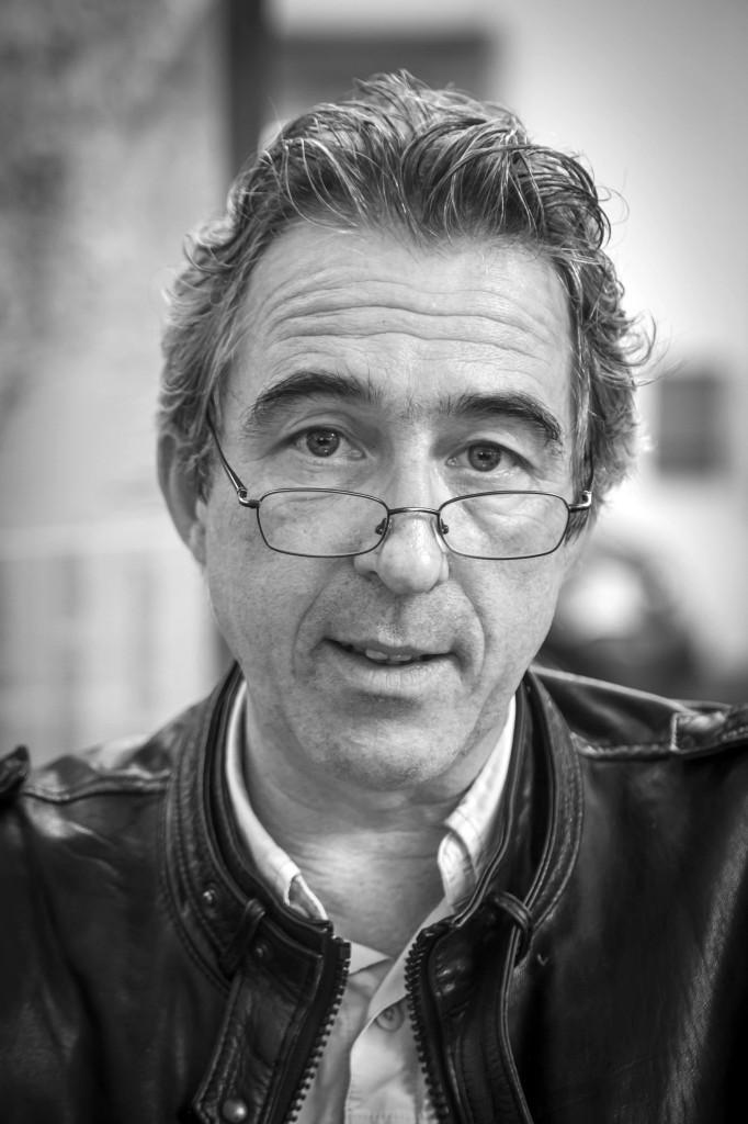 Sète, Michel Paradinas