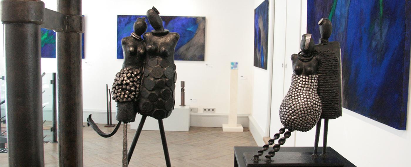 Fabuleux Galerie Aude Guirauden, art contemporain Toulouse, peintres  HM83