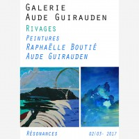 Affiche Résonances-Rivages